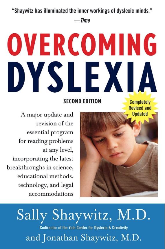 Dyslexia book club